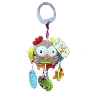 Підвіска-брязкальце Сова, Toys, bt-t-0151