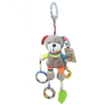 Підвіска-брязкальце Собачка, Toys, bt-t-0151