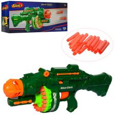 """Бластер """"Nerf Zombie Strike"""", жовтий колір, Toys, JBY-013"""