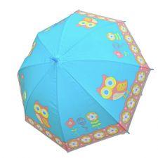"""Зонтик детский """"Цветы"""", салатовый, Toys, bt-cu-0017"""
