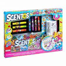 Набір для творчості ароматний Кумедна компанія, Scentos , 42135