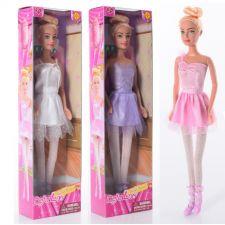 Лялька балерина в фіолетовій сукні, Defa, 8252