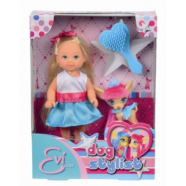 "Кукла Еви ""Стилист любимого щенка"", 105730944"