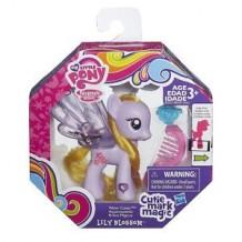 Пони с блестками Cutie Mark Magic - Лили Блоссом, B3221 / B0357