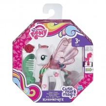 Пони с блестками Cutie Mark Magic - Блоссомфорт (Blossomforth), B3220 / B0357