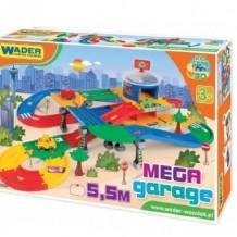 Гараж с дорогой Kid Cars 3D Wader, 53130