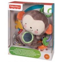 Развивающая игрушка-подвеска Обезьянка Fisher-Price, CBW55