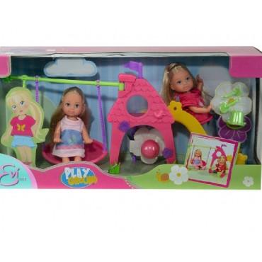 Игровой набор Еви на детской игровой площадке, 5735865
