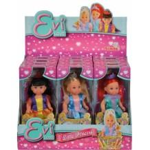 """Кукла Эви """"Маленькая принцесса, 12 см, 5736280"""