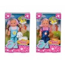 """Кукла Эви """"Детская ферма"""", 12 см, 5737108"""