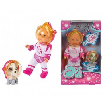 """Лялька Еві """"Космічні друзі"""", 12 см, 5736255"""