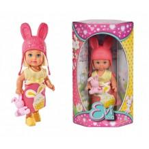 "Лялька Еві ""Милий кролик"", 12 см, 5736246"