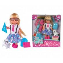 """Кукла Эви """"Школьные дни"""", 12 см, 5736330"""