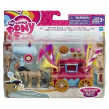 Игровой набор My Little Pony - Фургон мороженого, B3597