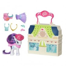 Игровой набор My Little Pony Explore Equestria Домик Флаттершай, B3604