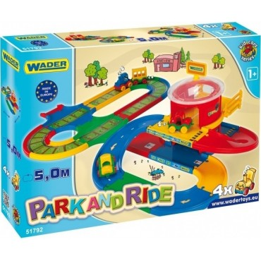 Вокзал Kid Cars 5 м Вадер, 51792
