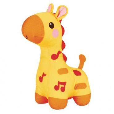 Мягкая игрушка-ночник Жираф, Fisher-Price, BFH65