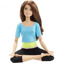 "Лялька Barbie ""Рухайся як я"", DHL 81"