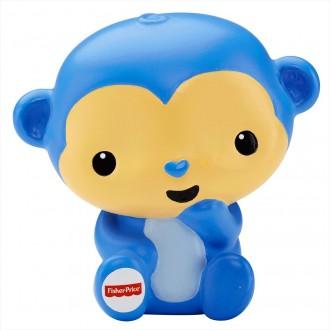 """Іграшка-бризкалка для ванної """"Мавпочка"""" Fisher Price, DGR68"""