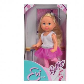Лялька Еві балерина, 5730947