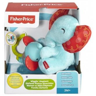 М'яка розвиваюча іграшка Веселі слоники, CDN53