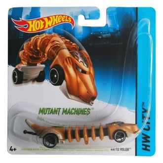 Машинки мутанти Rattle Roller Hot Wheels, BBY78/CGM82