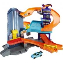 """Ігровий набір """"Місто Швидкості"""" Hot Wheels, CDL36"""