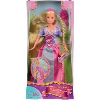 """Лялька Штеффі """"Рапунцель"""" з функцією росту волосся, 5730938"""