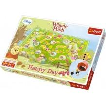 """Гра """"Щасливий день"""" """"Вінні Пух"""", 01048"""