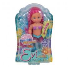 "Кукла Эви ""Сияющая русалка"", 14 см, 5738057"