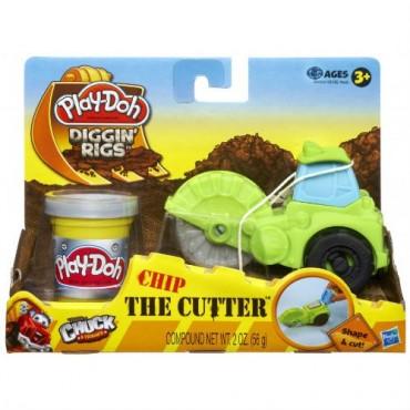 Ігровий набір Play-Doh техніка для будівництва, 49492