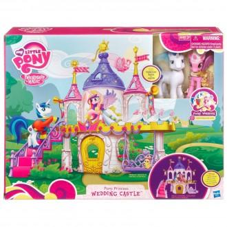 """Королівський весільний замок """"Весілля поні"""" My Little Pony, 98734"""