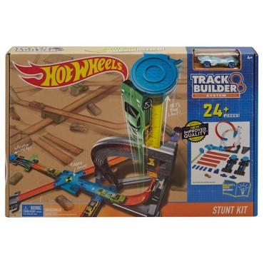 """Игровой набор """"Набор для трюков"""", Hot Wheels, DLF28"""