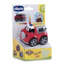 Машинка инерционная серии Turbo Team, Пожарный Фрэнсис, 079020